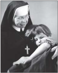 Sr. Alfreda Roehring- Mother Superior