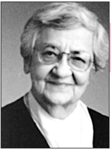 Sister Annette Helen Juna (Dzuna) 1918-2010