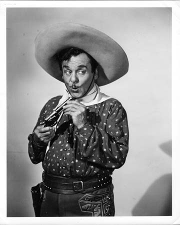 Pancho from TV series- Cisco Kid Leo Carrillo